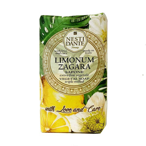 Nesti Dante Soap - Limonum Zagara 250gm bar - Isabel Harris