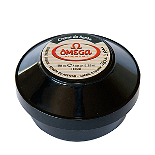Omega Shave Cream in 150gm Pot - Isabel Harris