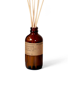 PF Candle Co Reed Diffuser Patchouli Sweet Grass - Isabel Harris