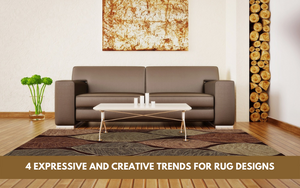 4 Creative Trends Worth Checking Out for Rug Designs