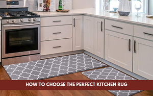 Kitchen Rug Ideas - Here's How to Choose the Perfect Kitchen Rug