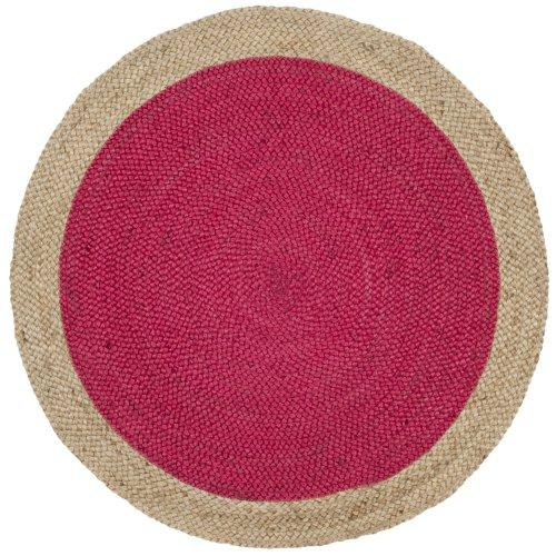 Natural Fiber NF801C FUCHSIA / NATURAL