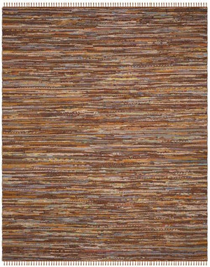 Rag Rug RAR127N GOLD / MULTI