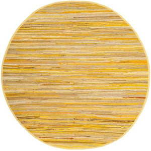 Rag Rug RAR130H YELLOW / MULTI