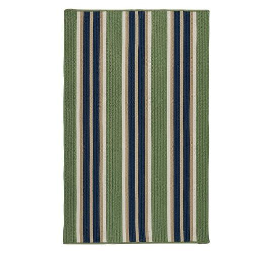 Mesa Stripe Harbor Green MS35