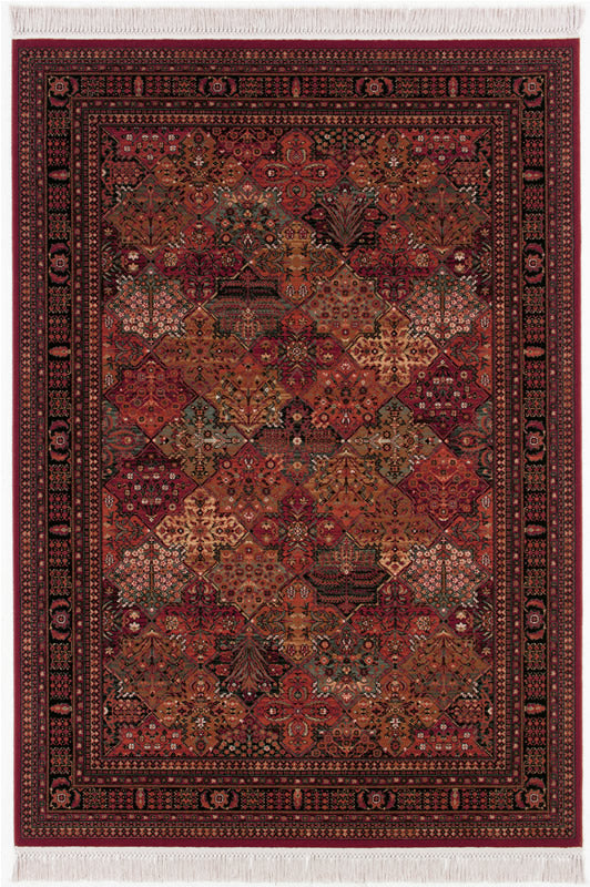 Kashimar Imperial Baktiari Antique Red