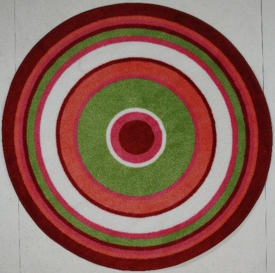 Fun Time Shape High Pile Concentric 3