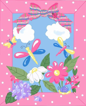 Jade Reynolds Spring Time Girls Rug