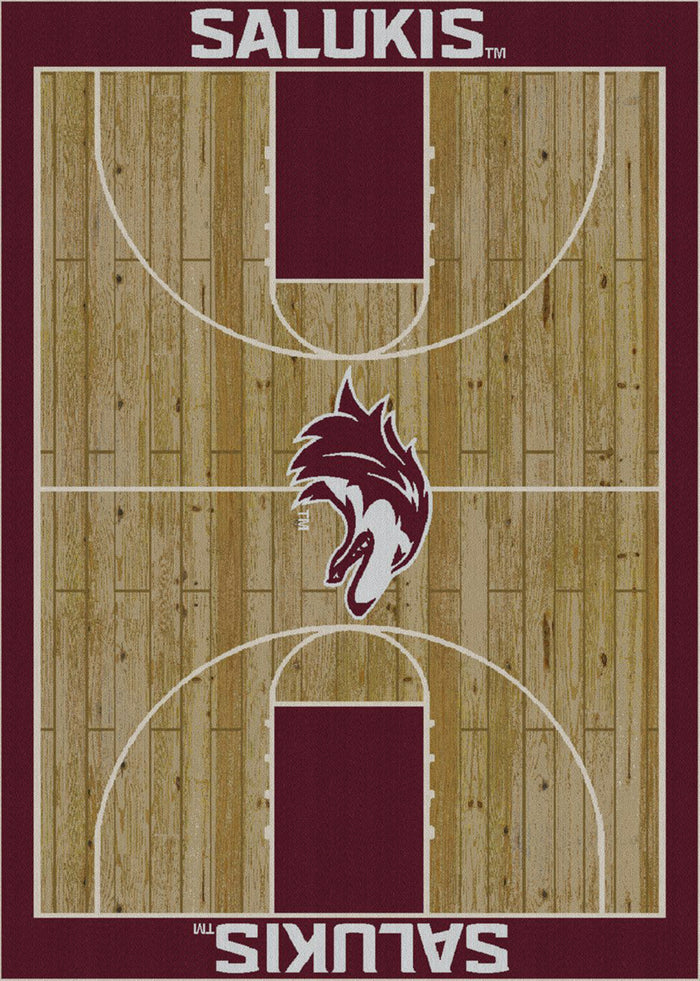 Southern Illinois University 1380 College Court Rug