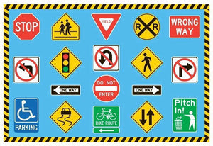 Fun Time Traffic Signs
