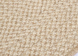 Natural Wool Houndstooth Tea HD33