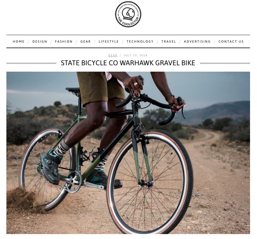 87b68b23040 State Bicycle Co. - Press   Media Reviews