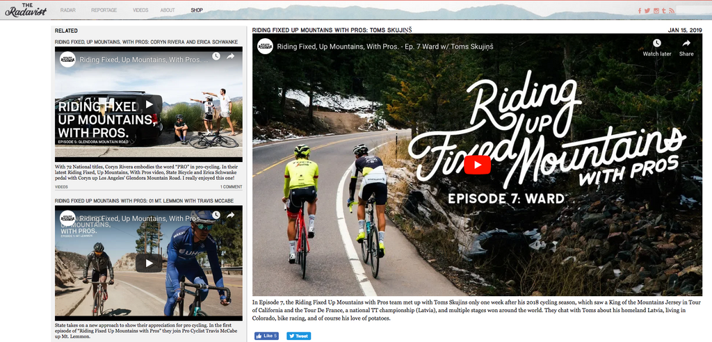 9d223be53 State Bicycle Co. - Press   Media Reviews