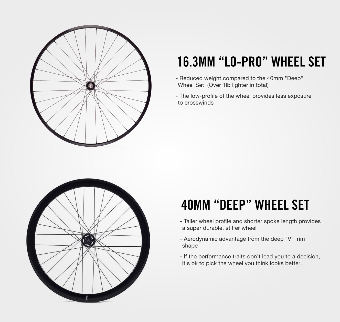 Matte Black 6 Bicycle Fixie Fixed Gear Bikes