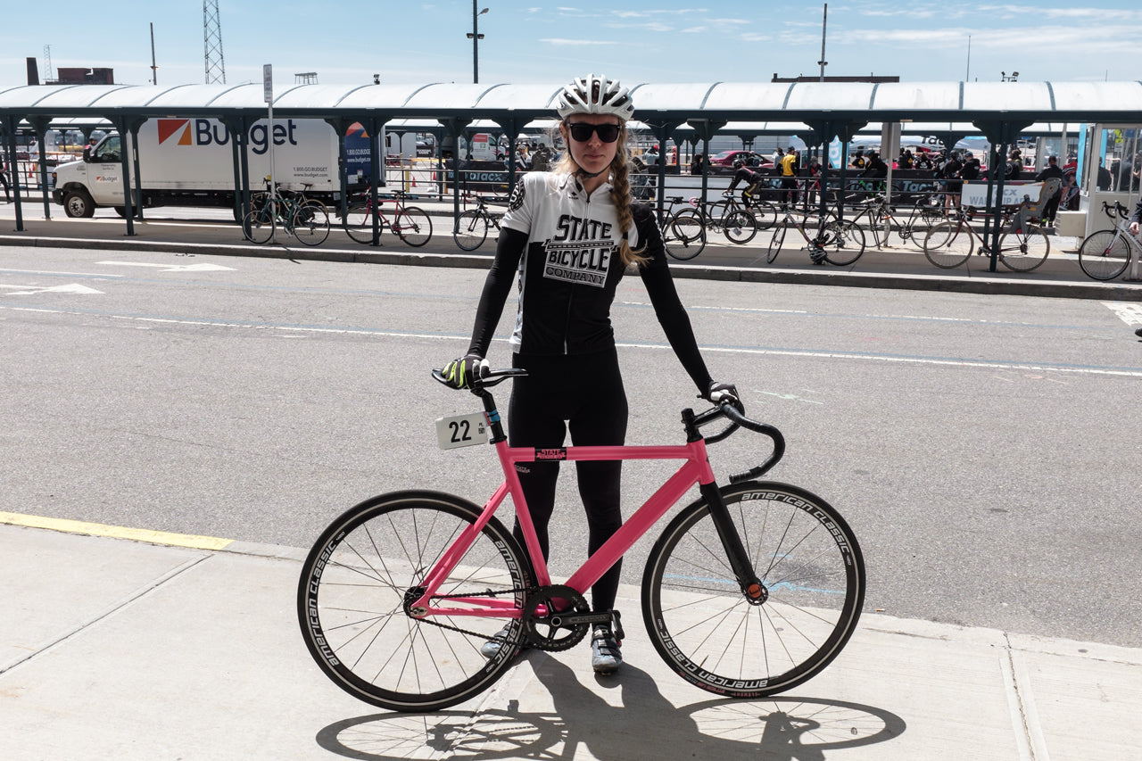 Race Recap Red Hook Crit Brooklyn No 8 State Bicycle Co