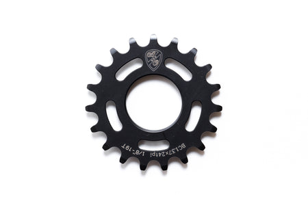 "All-City - 19T x 1/8"" Track Cog Black"