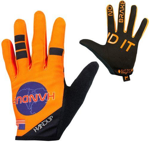 Gloves - Shuttle Runners - Orange by Handup Gloves