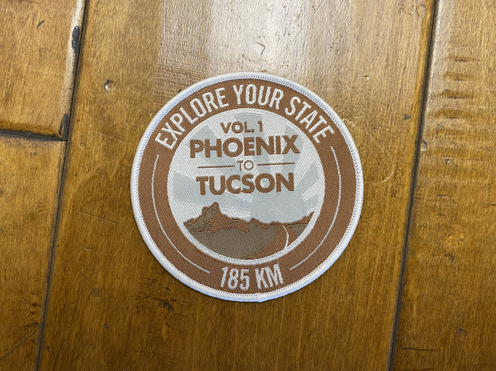 Patch: Phoenix to Tucson (Volume 1)