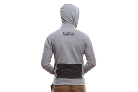 Riding Hoodie (Gray)