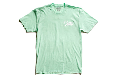 "State Bicycle Co. - ""Manufacturing The Finest"" - Premium T-Shirt (Mint)"