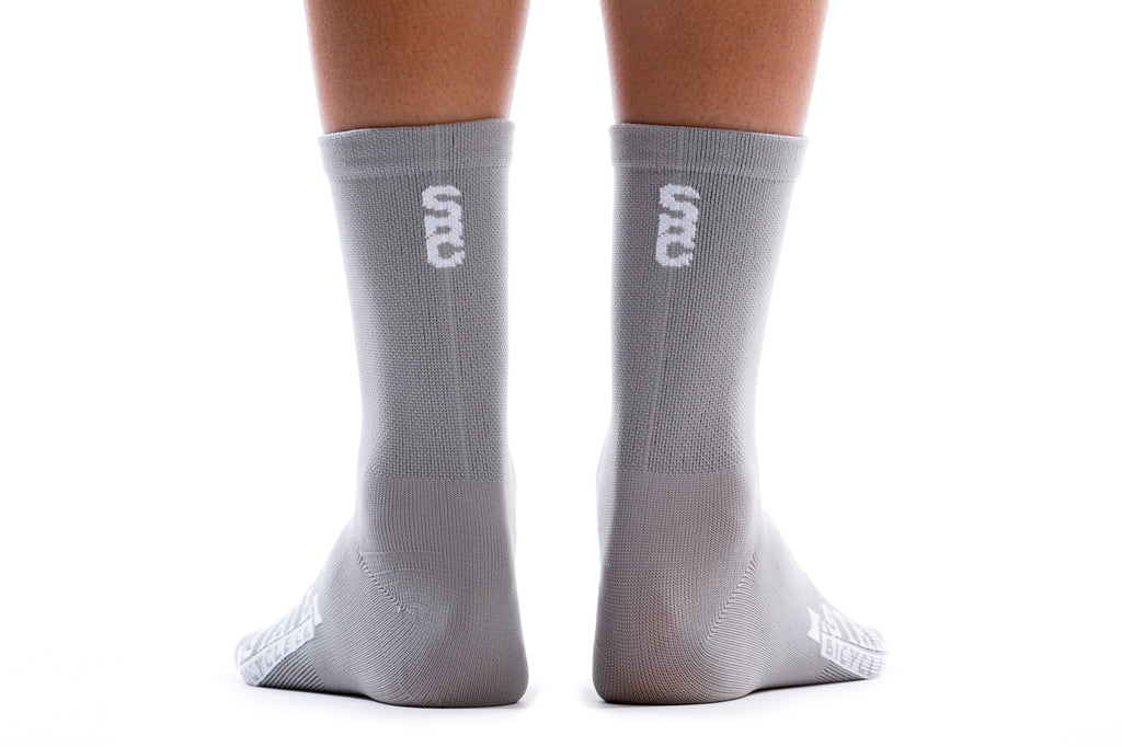 State Bicycle Co. - Black Label Cycling Sock - Pigeon Gray