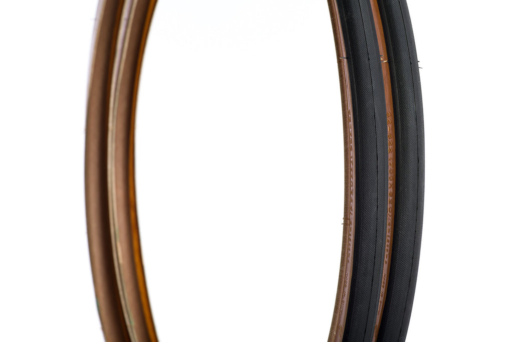 State Bicycle Co - City Bike 700 x 35c Tire Set - Gumwall (2 Tires)