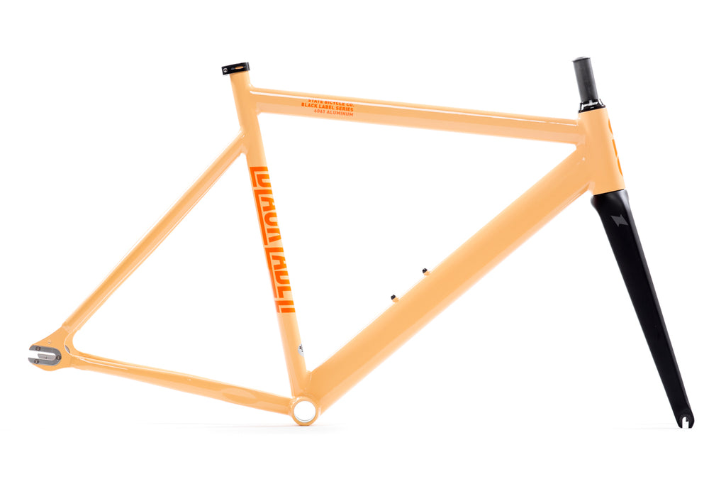 Black Label v2 - Frame Set - Peach (1-Run)