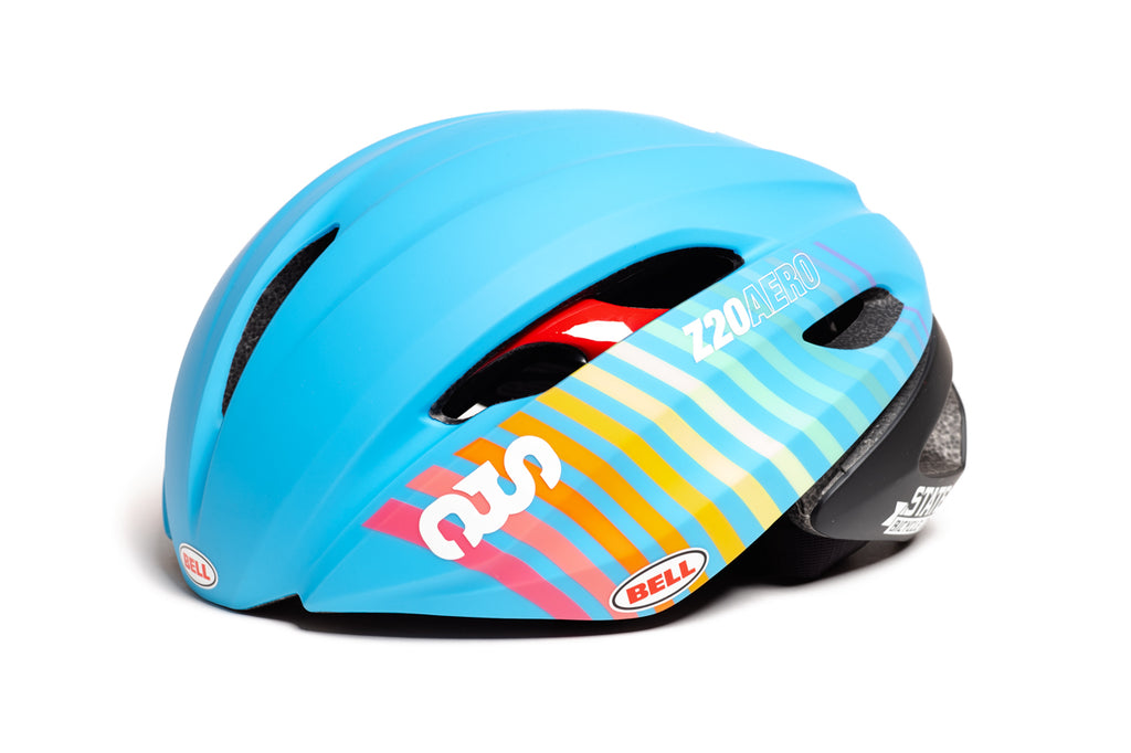 2019 - State Bicycle Co. Official Team - Bell Z20 Aero MIPS Helmet