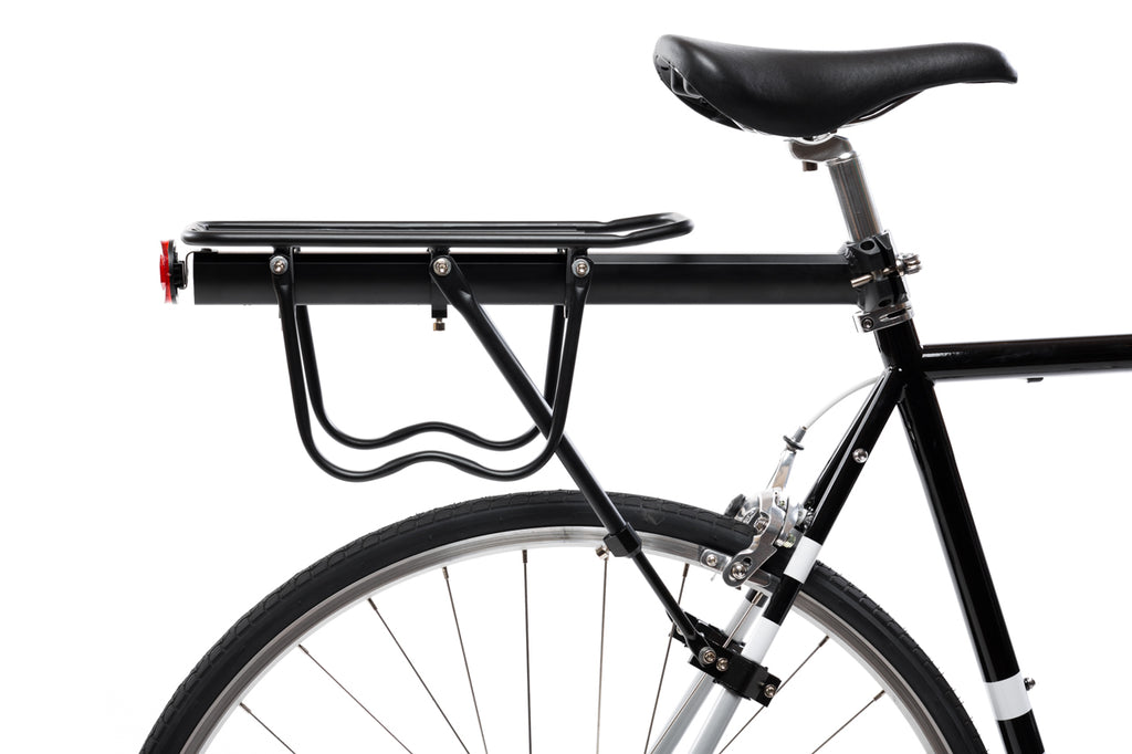 State Bicycle Co. - Universal Rear Pannier Rack (Black)