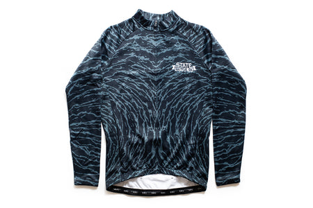 "State Bicycle Co. - ""Shred 'til your Dead"" - Fleece-Lined Winter Jersey / Jacket"