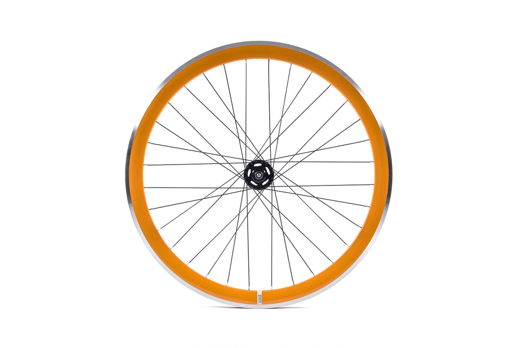 Orange Wheel Set
