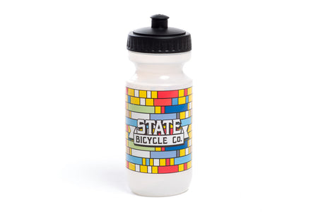 The Simpsons X State Bicycle Co. - Color Block Bottle