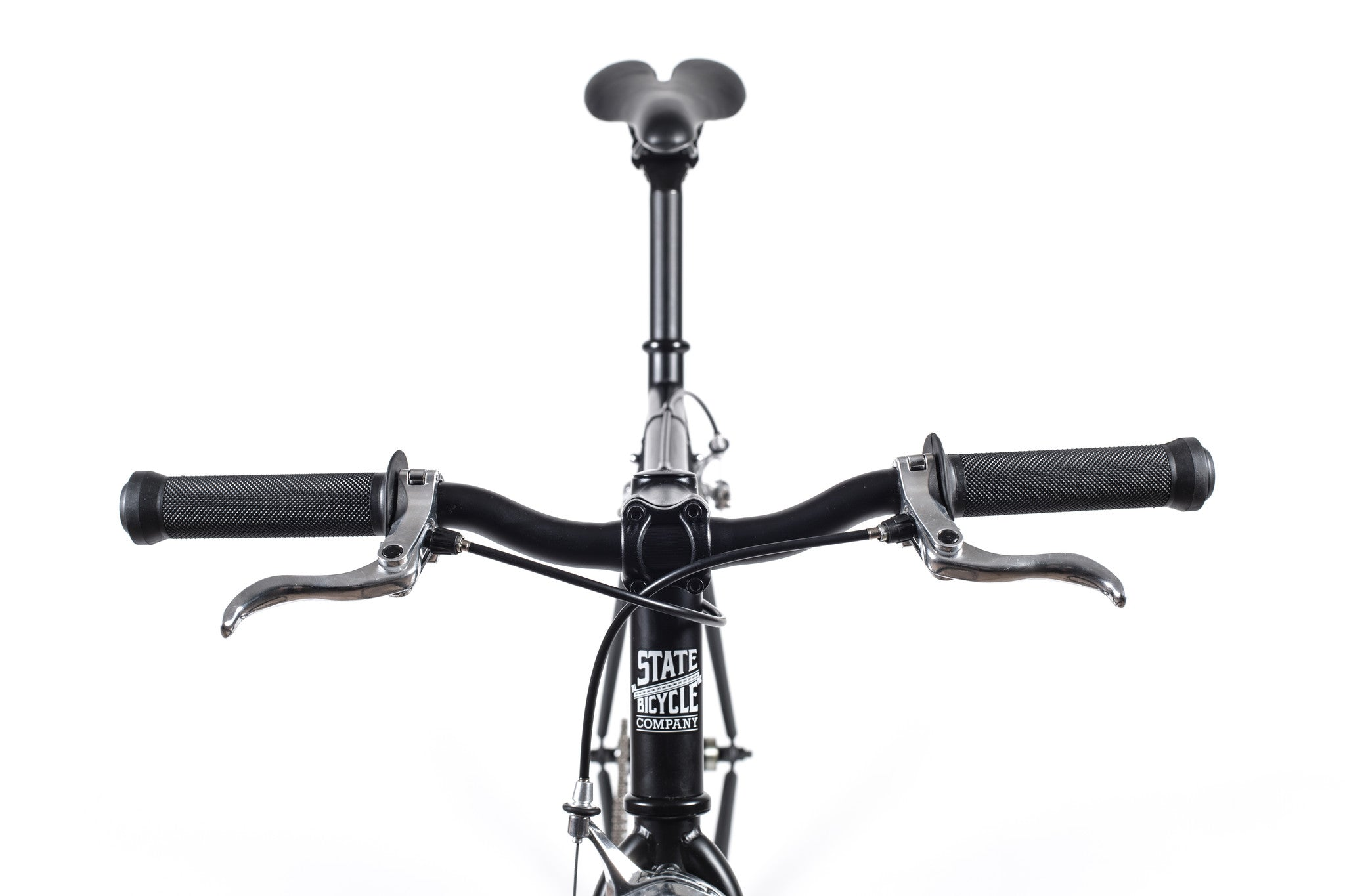 Black or Silver Pivot Forged Alloy Brakes 23.8mm Front and Rear State Bicycle Co - Brake Sets