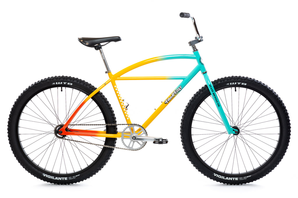 state bicycles klunker review