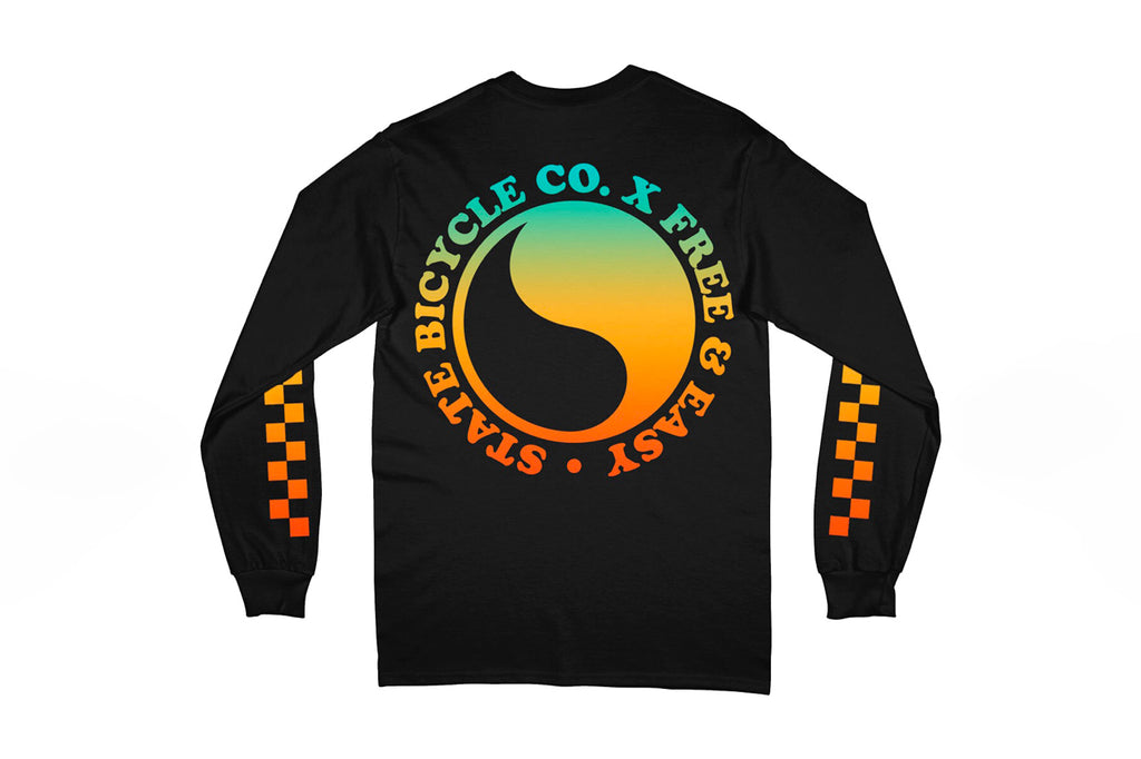 State Bicycle Co. X Free & Easy LS Shirt