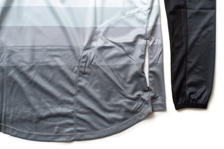 State Bicycle Co. - All-Road Jersey (Pigeon Gray)- Sustainable Clothing Collection