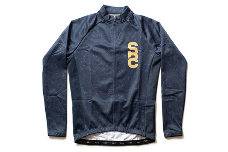 "State Bicycle Co. - ""Mystics"" - Fleece-Lined Winter Jersey / Jacket"