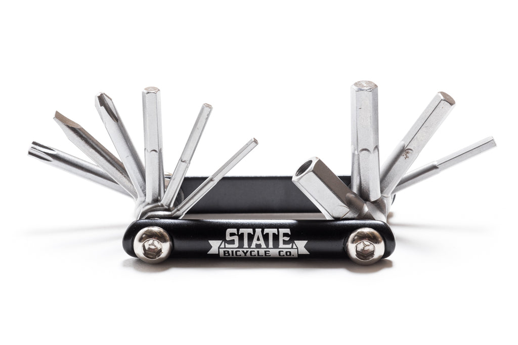State Bicycle Co. - 10 Function Bicycle Multitool