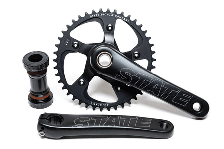 All-Road 1 Crankset w/ BSA Bottom Bracket