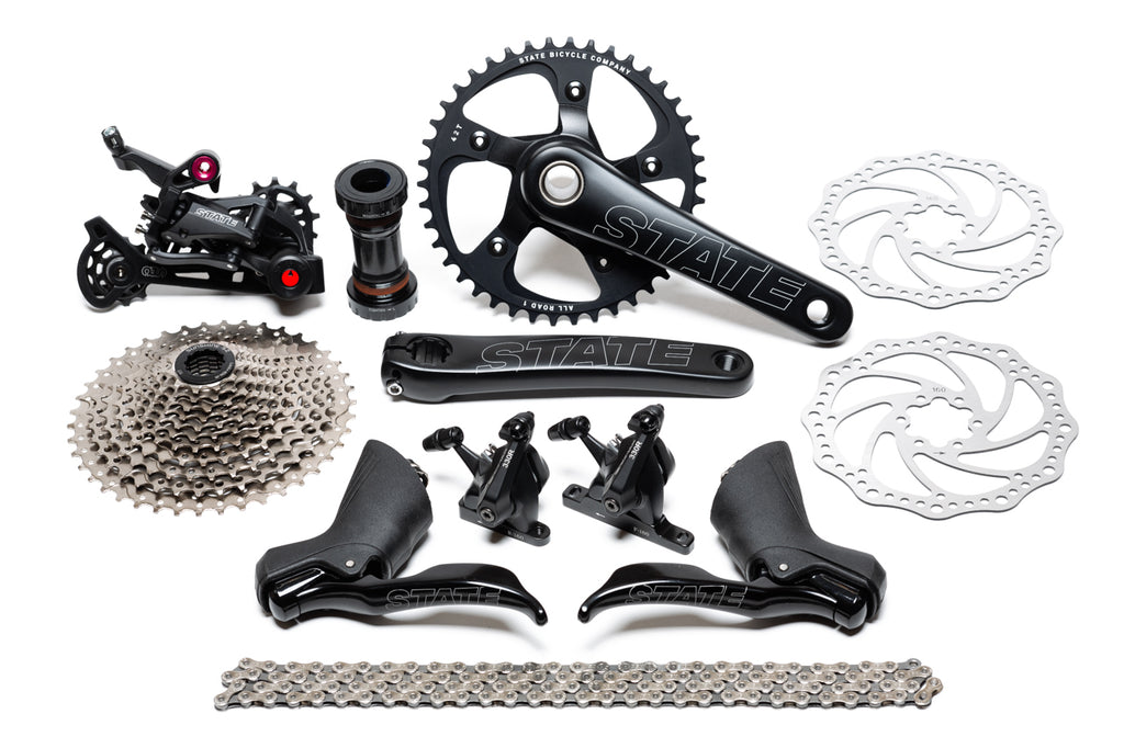 State Bicycle Co. All-Road 1 Group-Set