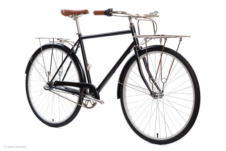 City Bike - The Elliston Deluxe (3 Speed)