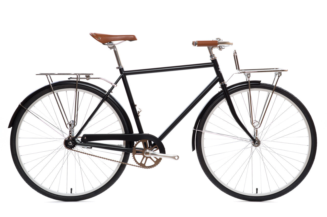 State Bicycle Co. City Bike Deluxe, Cruiser, Urban Dutch