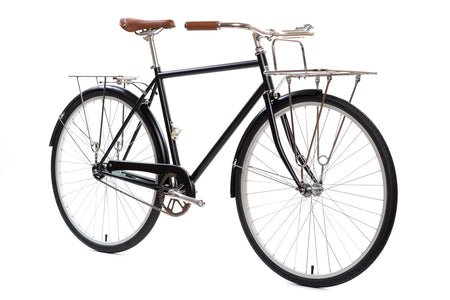 City Bike - The Elliston Deluxe (Single-Speed)