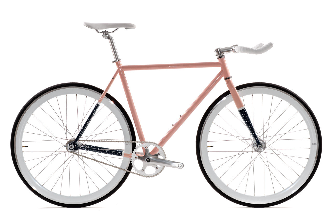 The Atlantic Fixie Fixed Gear Bikes State Bicycle Co
