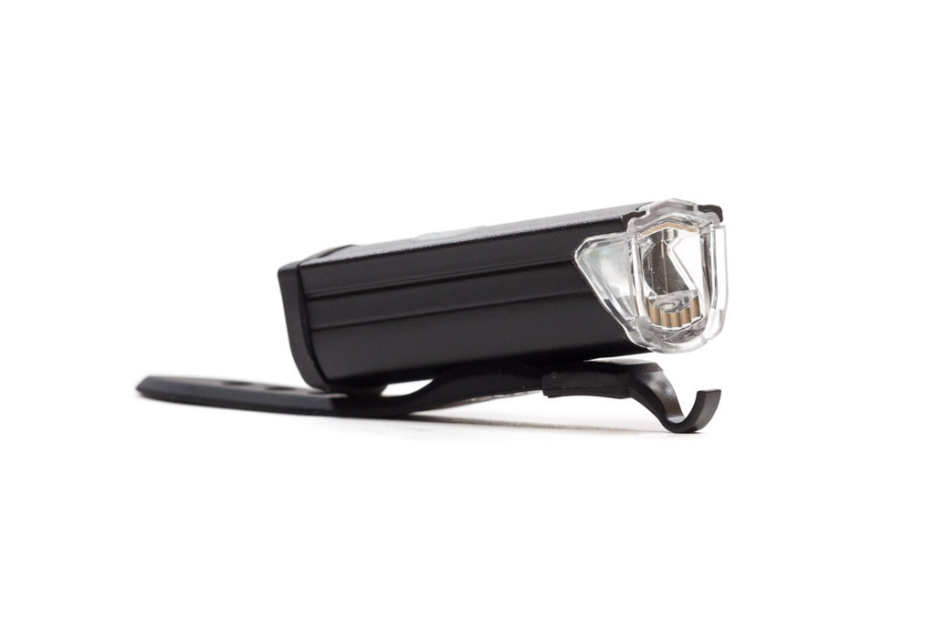 State Bicycle Co. - USB Rechargeable Aluminum LED Power Headlight (200 Lumen)