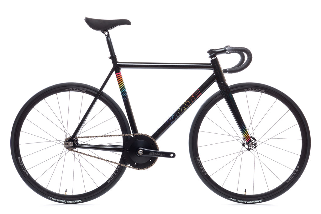State Bicycles Undefeated II - Black Prism Edition bike