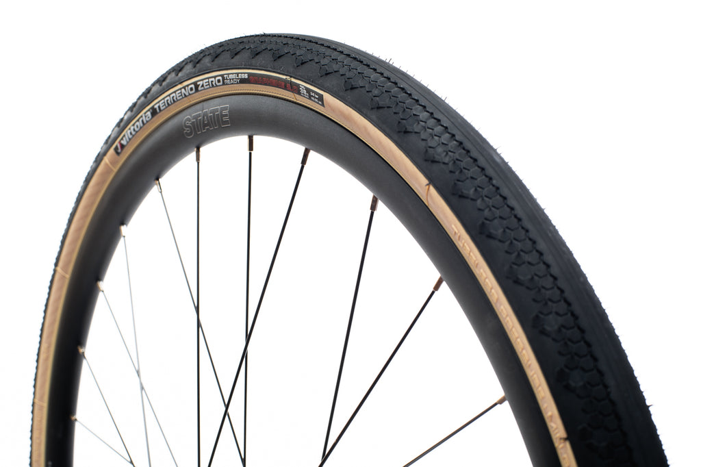 Vittoria Terreno Zero - Gravel / All-Road Tire - 700 x 38c