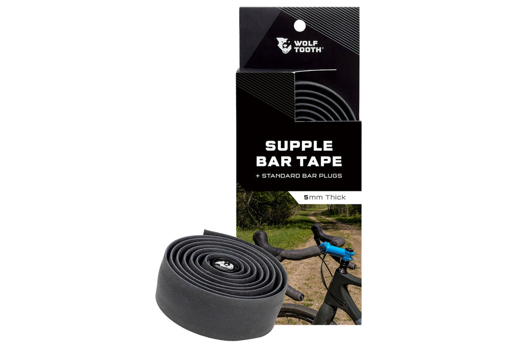 Supple Bar Tape by Wolf Tooth Components