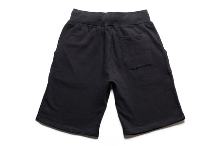 "State Bicycle Co. - ""Weekend Shorts"" - Premium Cotton Shorts (Black)"