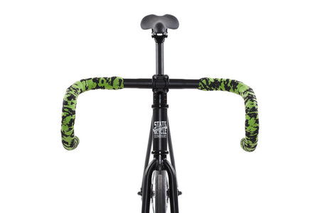 Bar Tape - Green / Black Camo